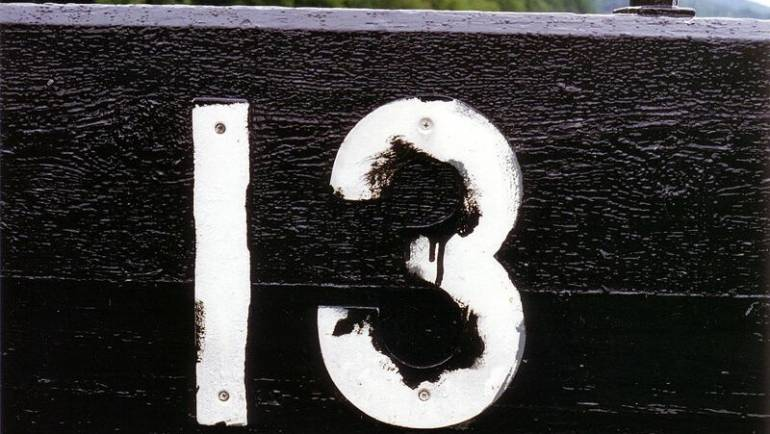 Numérologie Karmique chiffre 13