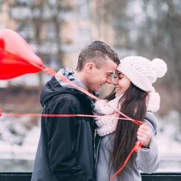 Je rêve d'une relation plein de bonheur et d'amour