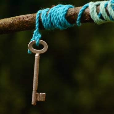 Retrouver des clés perdues