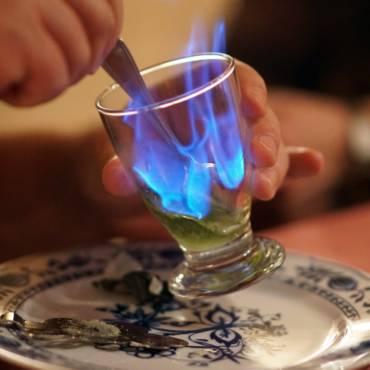 Rêver d'absinthe