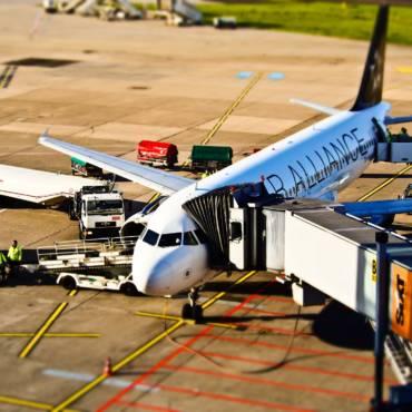 Rêvé d'aéroport