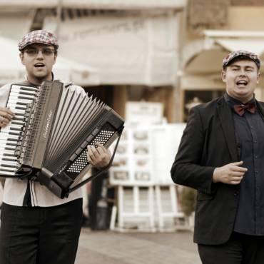 Rêver d'accordéon