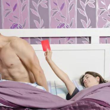 Je ne couche pas avec mon copain